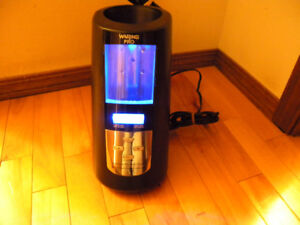 Temperature controlled wine cooler (warmer)