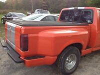 87-96 Ford F 150 FlareSide short box, bumper and gate