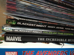 Comics Bundle: Invincible Iron Man series, Green Lantern...