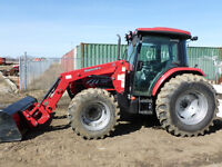 Used 83hp Tractor and Loader
