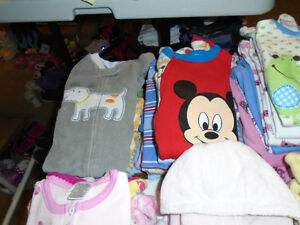 SElling All Kinds Of Baby Clothes At A Low Price Of Only 50 Cent