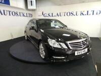 2012 Mercedes-Benz E Class 3.0 E350 CDI BlueEFFICIENCY Sport 7G-Tronic 4dr