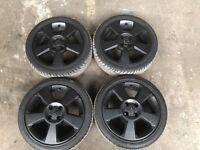 """Vauxhall Corsa 16"""" SRi Alloy wheels"""