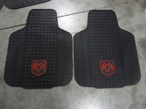 Dodge Ram Rubber Floor Mats