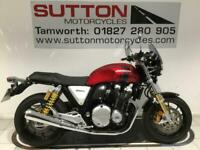 Honda CB1100 RS 17 plate only 7100 miles absolutely stunning condition
