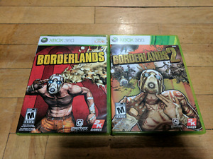 Borderlands 1 and 2
