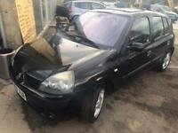 Renault Clio 1.2 16v ( a/c ) Dynamique, lovely car.