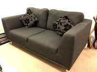 Modern 2 seater sofa in great condition