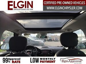 2015 FIAT 500L Lounge***Leather,Pano,Navi,B-up Cam*** London Ontario image 12