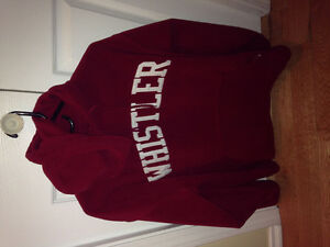 New WHISTLER hoodie