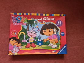 Dora the explorer jigsaw