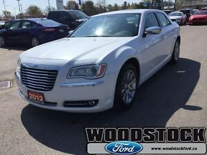 2012 Chrysler 300 Limited  - Bluetooth -  leather seats -  power