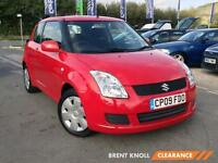 2009 SUZUKI SWIFT 1.3 GL