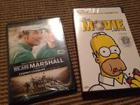 DVDS Simpson and we are Marshall