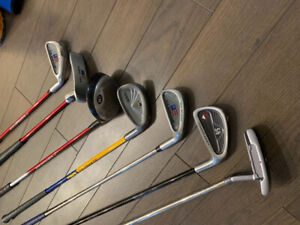 Kids Golf Clubs-US Kids and others.