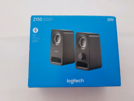Boxed Logitech Z150 Computer Speakers