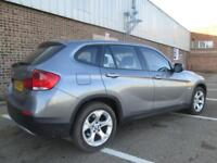2009 (59) BMW X1 2.0TD S DRIVE SE DIESEL PARKING SENSORS FRONT & REAR