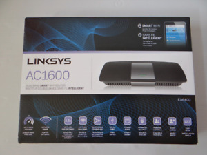 Linksys AC 1600 Wi-Fi Router