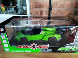 New Lamborghini Veneno full radio control car 1:16 scale