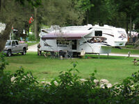 2007 Montana 5th Wheel 3000RK