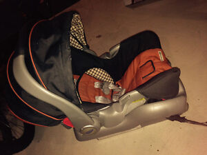 Cargo car seat in excellent condition