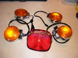 Signal lamps and Tail amp