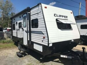 2019 Forest River Clipper de luxe 17RD 17 pieds