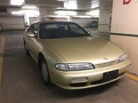 TRADE: my Nissan 240SX 1995 zenki S14 for your S13 coupe