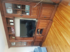 China Cabinet/t.v. stand
