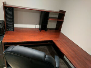 Corner Desk, great for student or home office