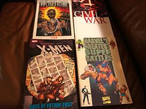 Bd comics de Marvel en paperback
