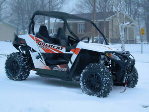 UTV ARTIC CAT TRAIL LIMITED EDITION 700CC REDUCED