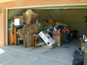 I do garbage removal... junk removal . call for a flat rate
