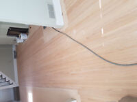 re-finishing hardwood floors