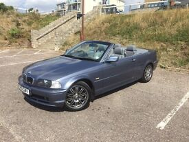 BMW 3 series 2.2 petrol 2001