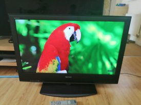 40 inch Sony LCD HD Ready TV with Freeview