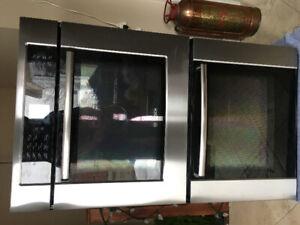 Bosch convection double oven