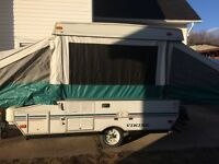 1996 Viking Tent Trailer!
