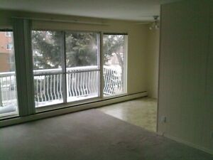 May FREE! Spacious renovated 2 bedroom suite on Whyte ave.