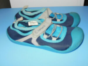 Carters Boys Size 12 Water Shoes (Worn only a couple of times) Belleville Belleville Area image 1