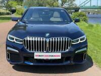 2019 19 BMW 7 SERIES 3.0 730D XDRIVE M SPORT 4D 261 BHP DIESEL
