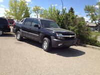2003 Chevrolet Avalanche ( Nice n Reliable ) Pickup Truck