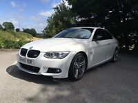 Immaculate BMW 335D MSPORT, LOW MILES