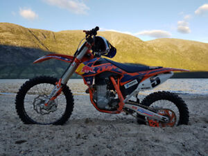 2013 KTM 450SXF - Timbersled kit