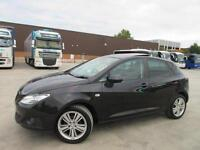 2010 Seat Ibiza 1.6 16v SE DSG 5dr