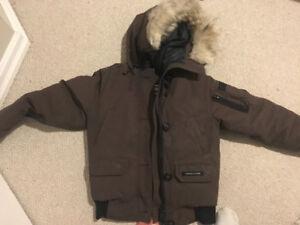 Girls Canada Goose Jacket