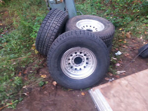 toyota rims and tires