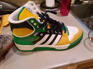 Adidas conductor hi shoes size 13