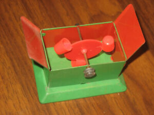 Toy Pulley Operated Scoup Works With Electric Motor