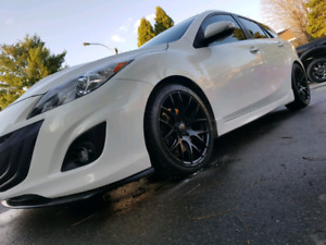 Mazdaspeed3 2010 techpackage !